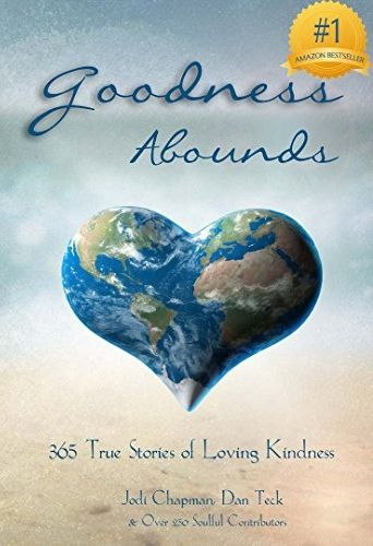 Marci Kobayashi is a contributing author in Goodness Abounds: 365 True Stories of Loving Kindness, an Amazon Bestseller