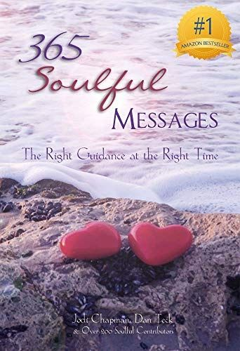 Marci Kobayashi is a contributing author in 365 Soulful Messages: The Right Guidance at the Right Time, an Amazon Bestseller