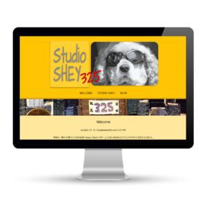Preview of studioshey325.com, a website built by Marci Kobayashi